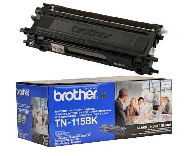 Brother-TN-115Bk