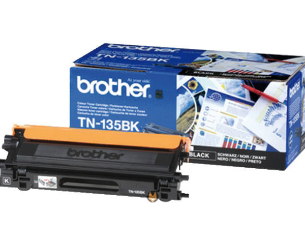 Brother-TN-135Bk
